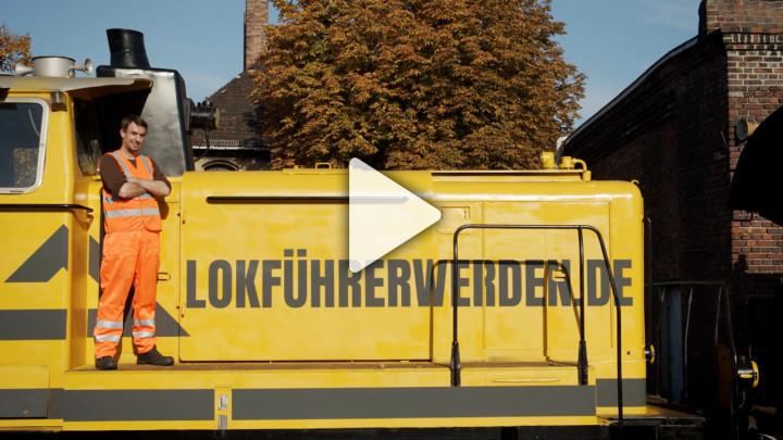 Recruitingvideo Deutsche Bahn